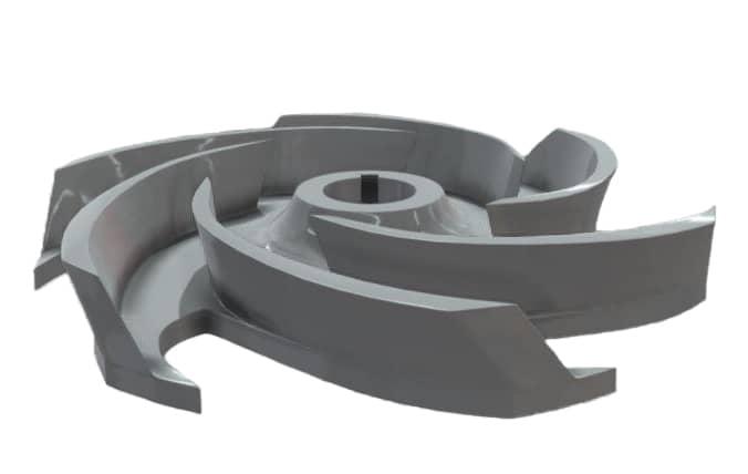 Open Type Impeller