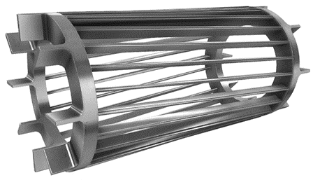 Induction Motor Squirrel Cage