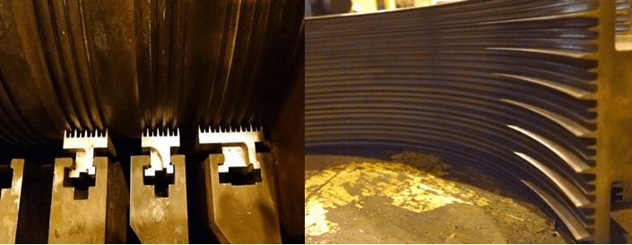 Labyrinth Sealing Arrangement