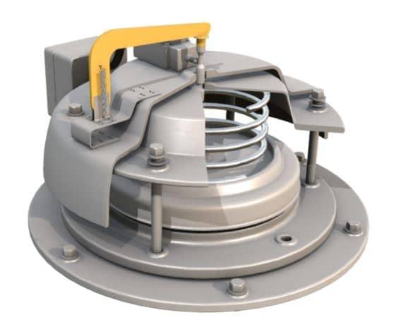 Pressure Relief Device (PRD)