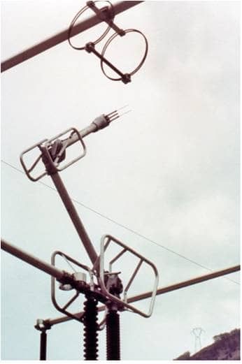 Semi Pantograph Disconnector Switch (Courtesy of COELME)