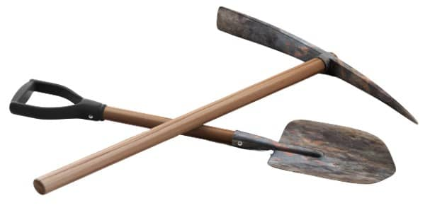 The Original Mining Tools
