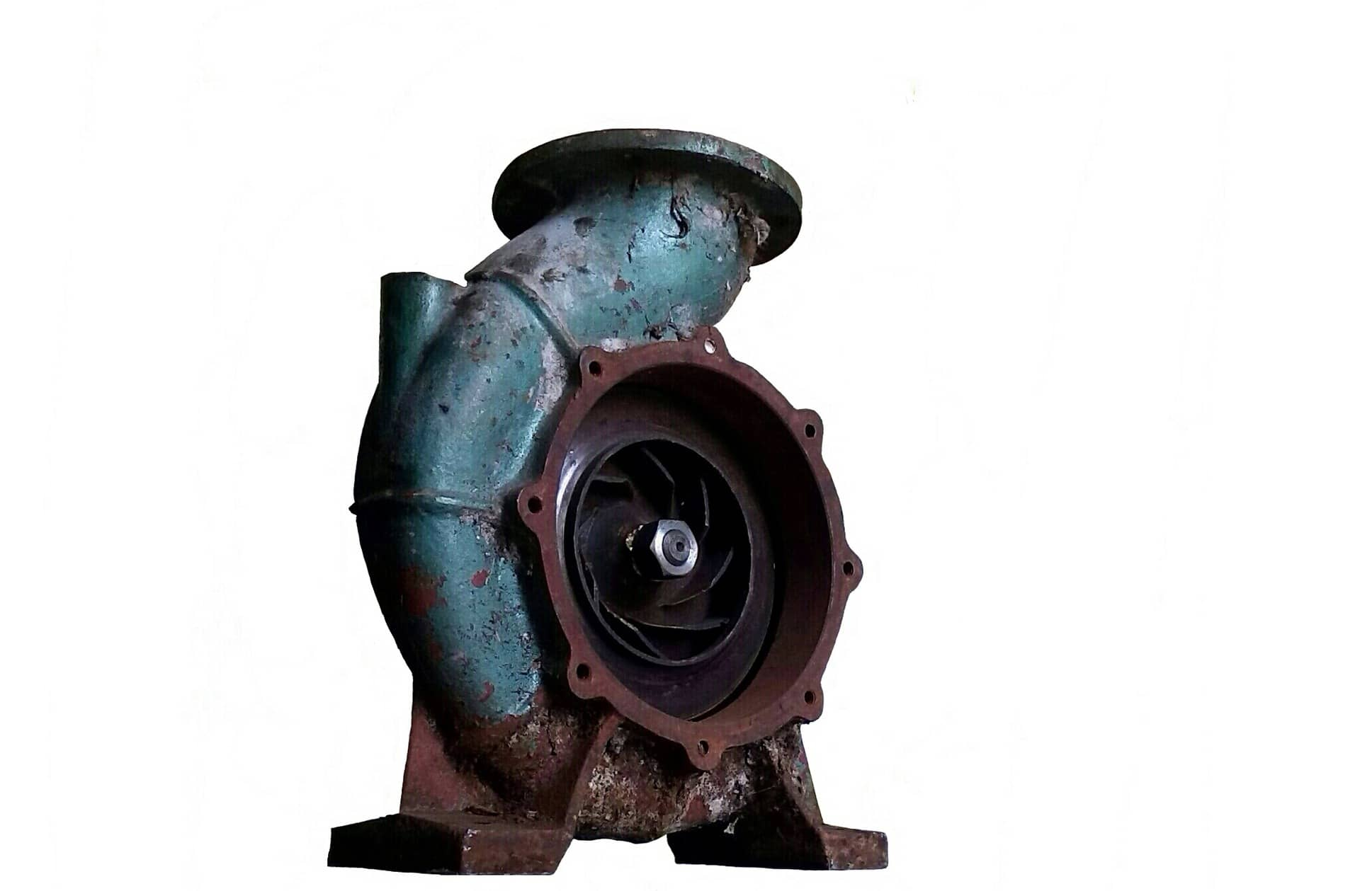Radial Centrifugal Pump With Volute Casing