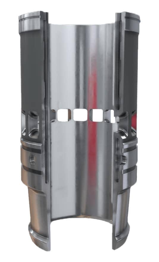 Diesel Engine Wet Cylinder Sleeve