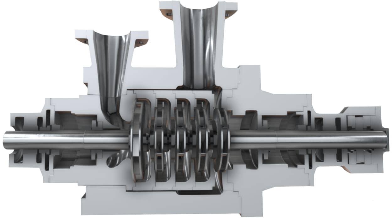 Multi-Stage Pump (5 stage)